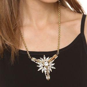 Auden Gold Prism Star Necklace